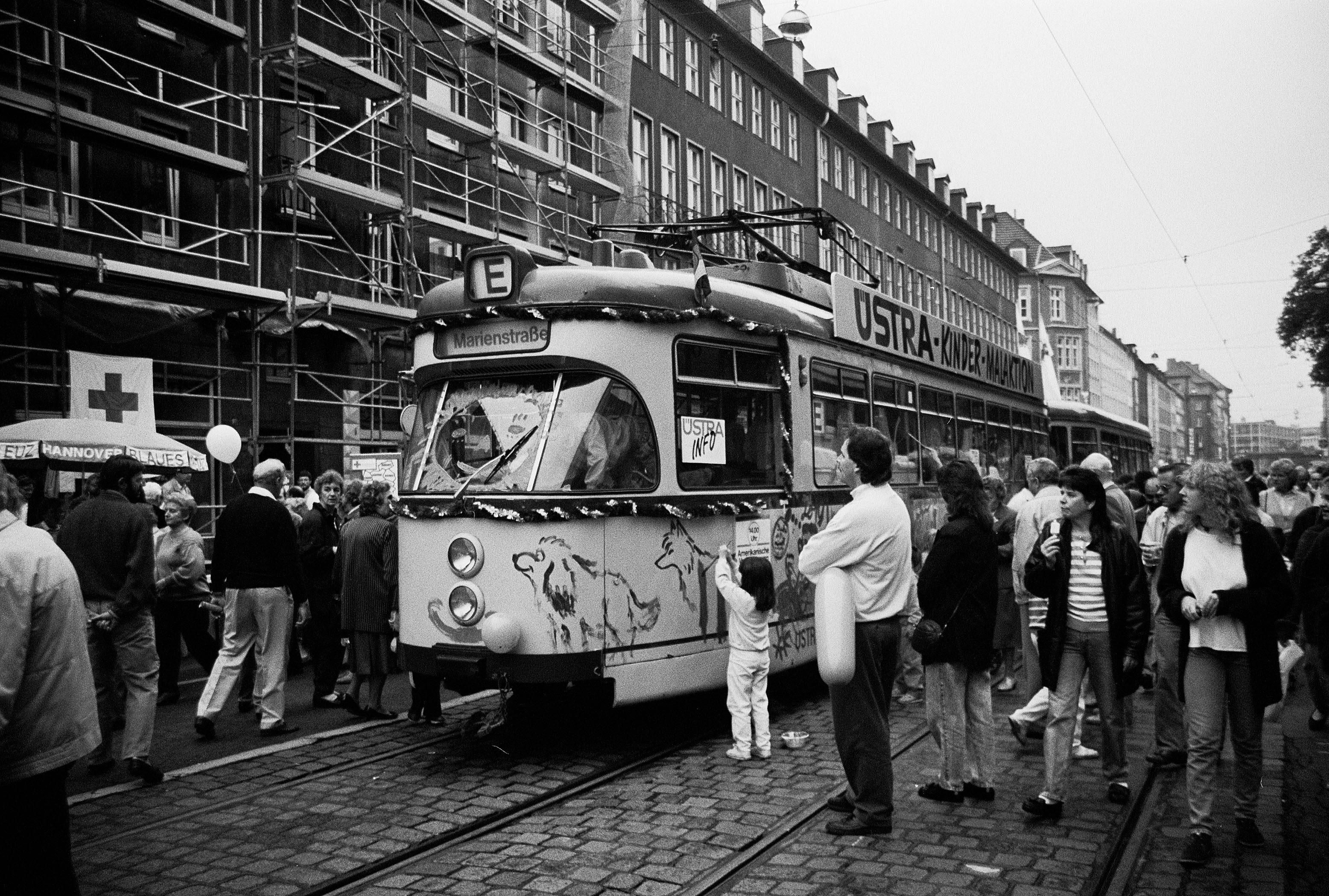 Die letzte Straßenbahn