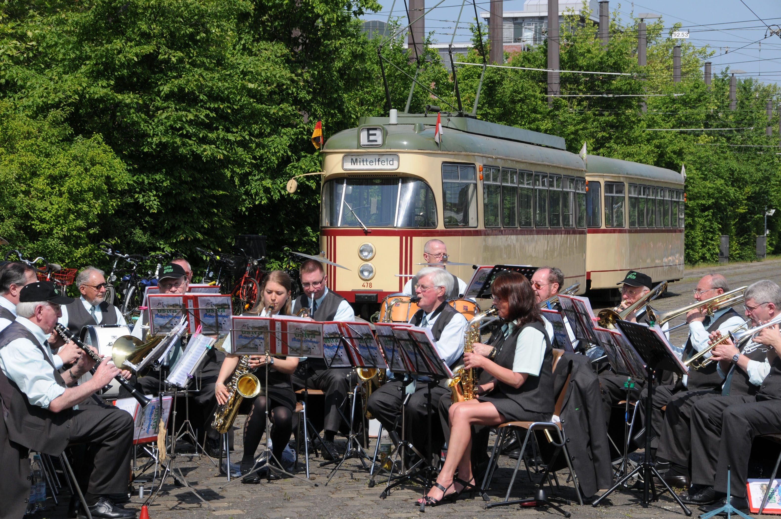 Konzert für eine Straßenbahn